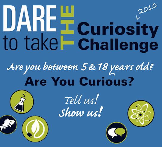 egfi student blog acirc essay contest r u curious grades  cambridge science festival s curiosity challenge