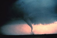 Tornado by National Oceanic and Atmospheric Administration