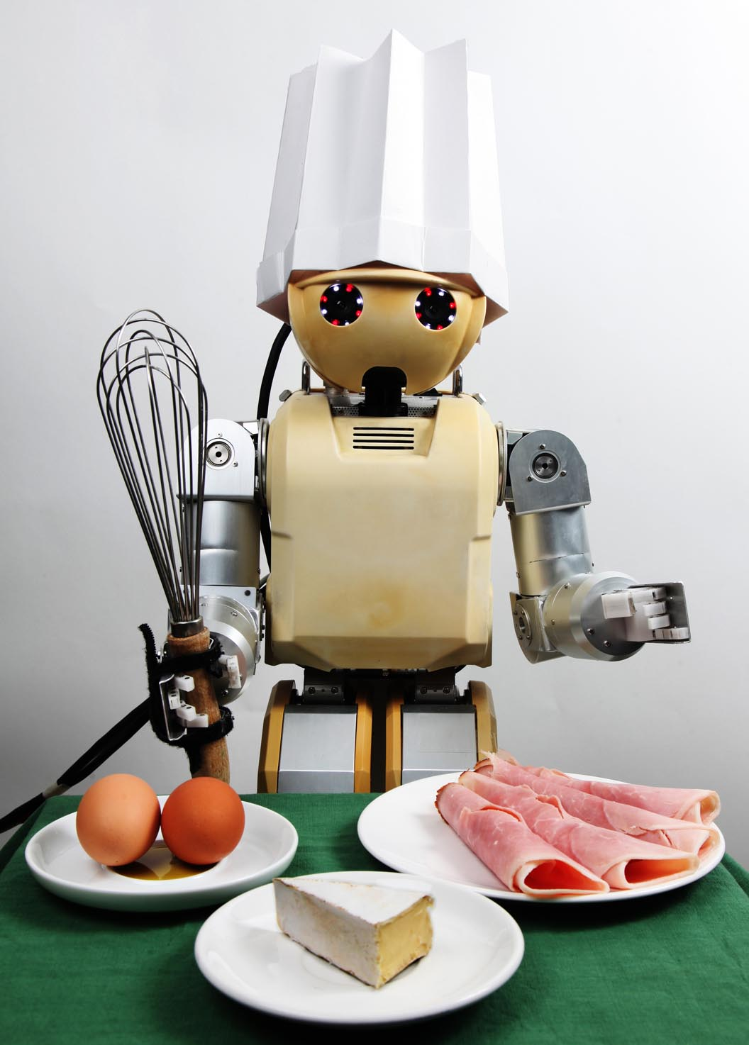 Youtube Cooking: Robots Able To Learn How To Cook Simply By Watching