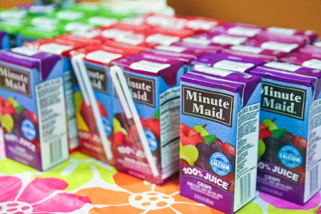 Juice Boxes by Steven DePolo