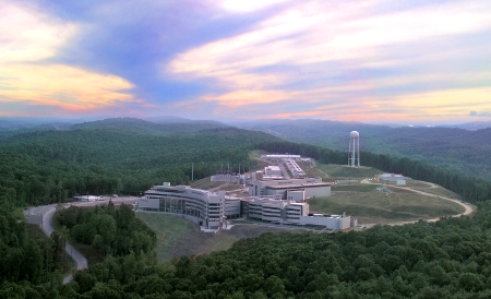Many National Labs are Isolated Like these ORNL Buildings or Have Large Off-Limits Sections