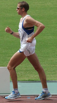 Runner (Image by Eckhard Pecher - Wikimedia Commons)