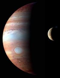 Jupiter (image from NASA)