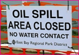 San Francisco Oil Spill - Closed Beaches