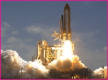 Space Shuttle Lauch