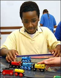 Student at Hands-On Museum (Image from ASTC)