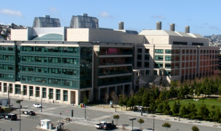 University of California-San Francisco (Wikimedia Commons)