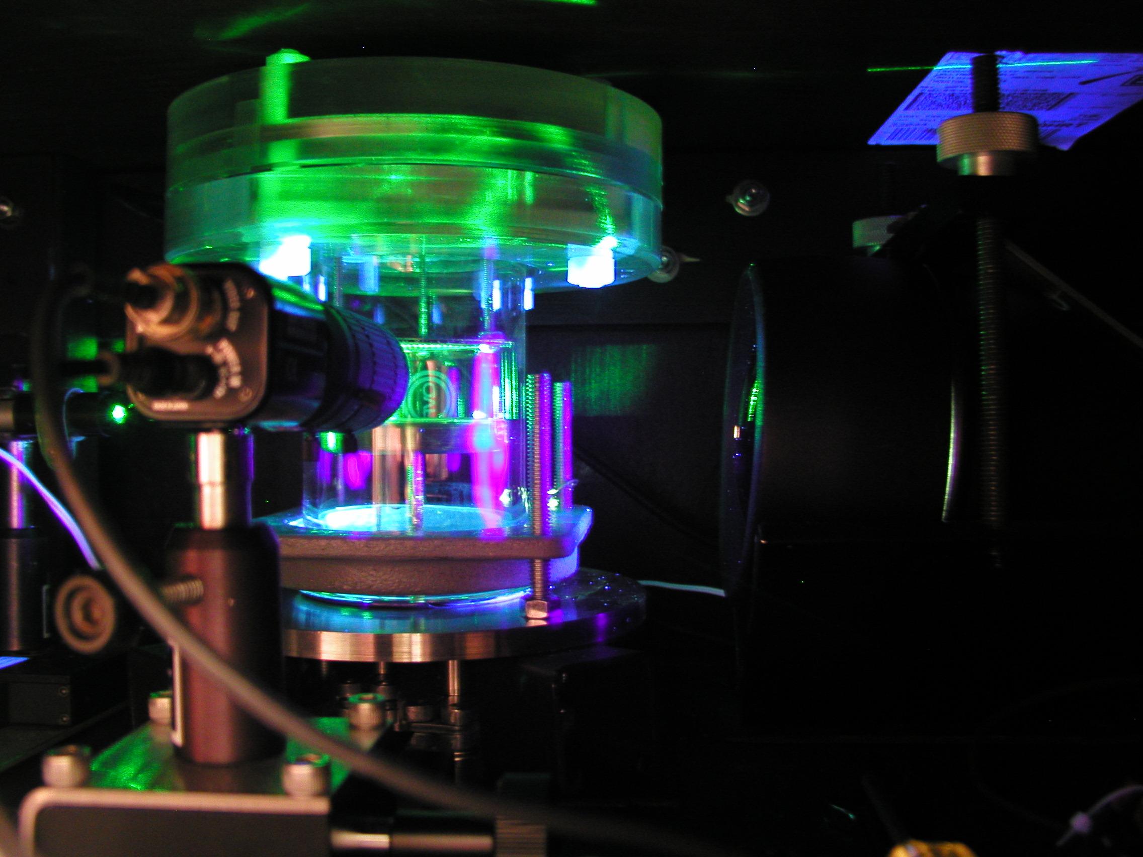 micrograv chamber