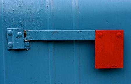 Flag on Mailbox