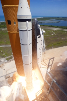 Taking Off (NASA Image)