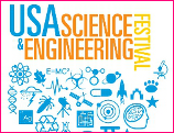 USA Science &amp; Engineering Festival logo