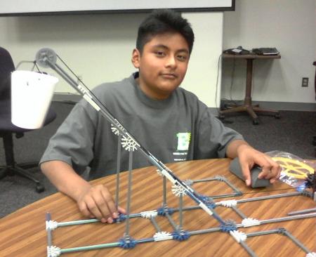eCrew Participant Leonel B.