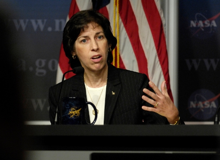 Ellen Ochoa (Image from NASA)