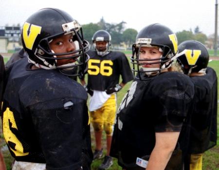 High School Football Players