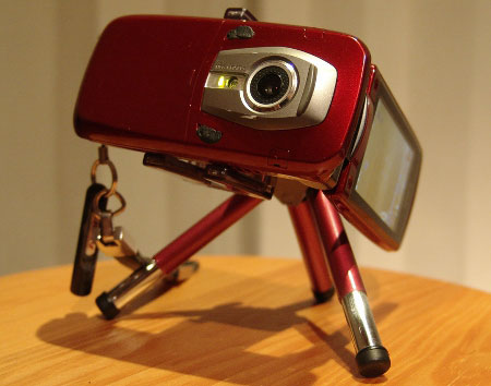 Cellphone with Tripod