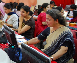 Indian Educators on Computers