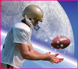 Spaced Out Sports Contest