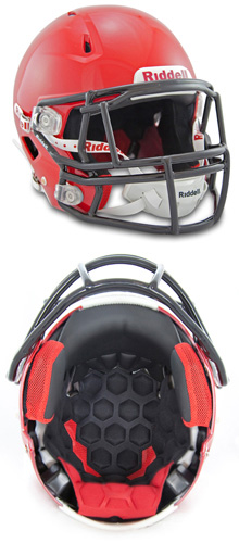 football-helmet-stacked