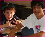 Ossining High School Students