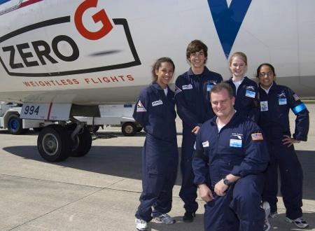 Aerospace - First Zero G