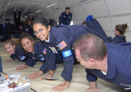 Aerospace - First Zero G2