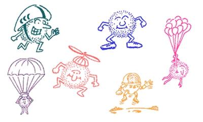 Cartoon Characters1