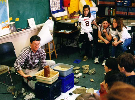 Classroom Earthquake