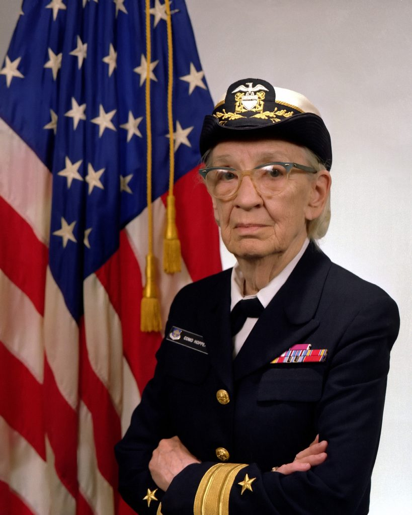 Commodore Grace Hopper