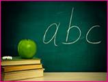 Chalkboard ABC