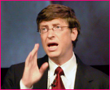 Bill Gates Speaking