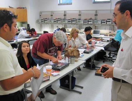 Texas A&M workshop
