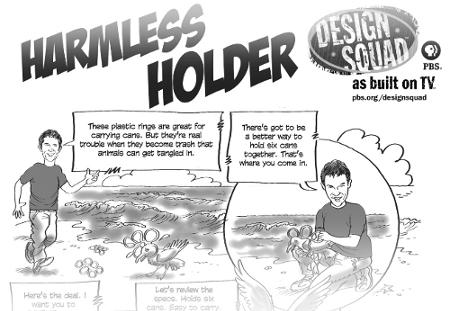 harmless holder cartoonPREVIEW