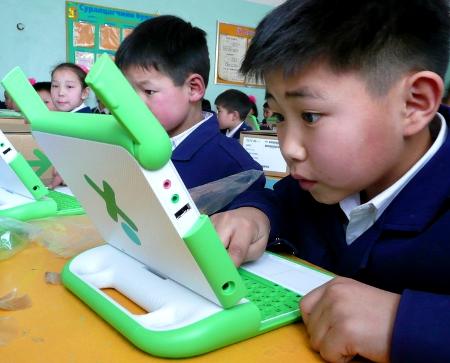 OLPC Mongolia