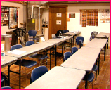 woodworking classroom