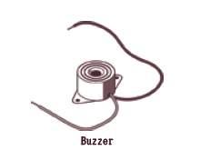 dance pad.Buzzer