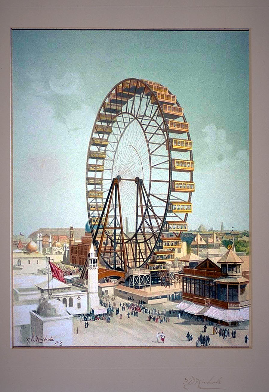 Ferris Wheel Projects Ferris Wheel Chicago