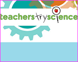 Teachers TryScience logo