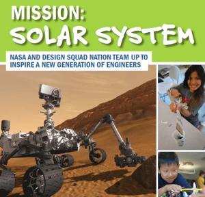 Mission solar system