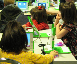 children with laptop resize