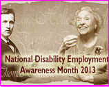 National Disabilities Employment Awareness Month