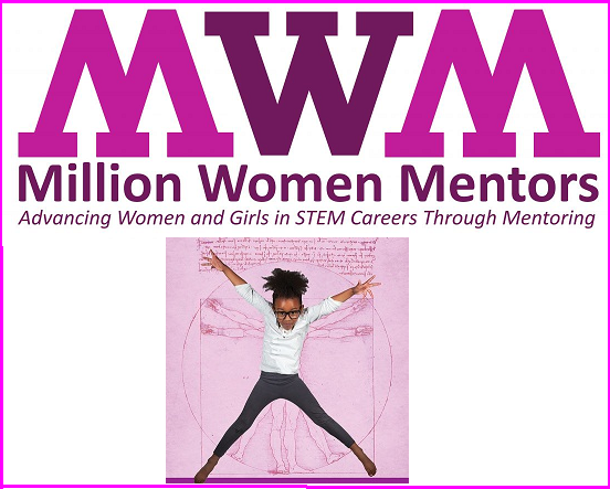 Million Woman Mentors logo