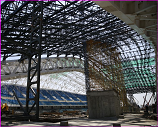 Sochi Olympic construction