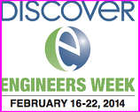 Engineers Week 2014 logo