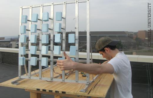 wind turbine cornell