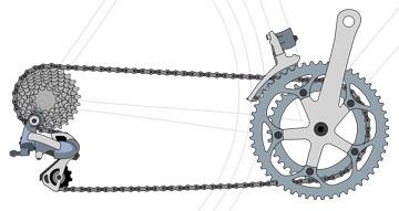 bike gear diagram