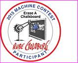 Rube Goldberg Machine Contest 2015 logo