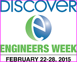 Engineers Week 2015 logo