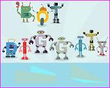 Bot Diggity robots