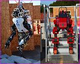 DRC Robotics IHRC and CHIMP
