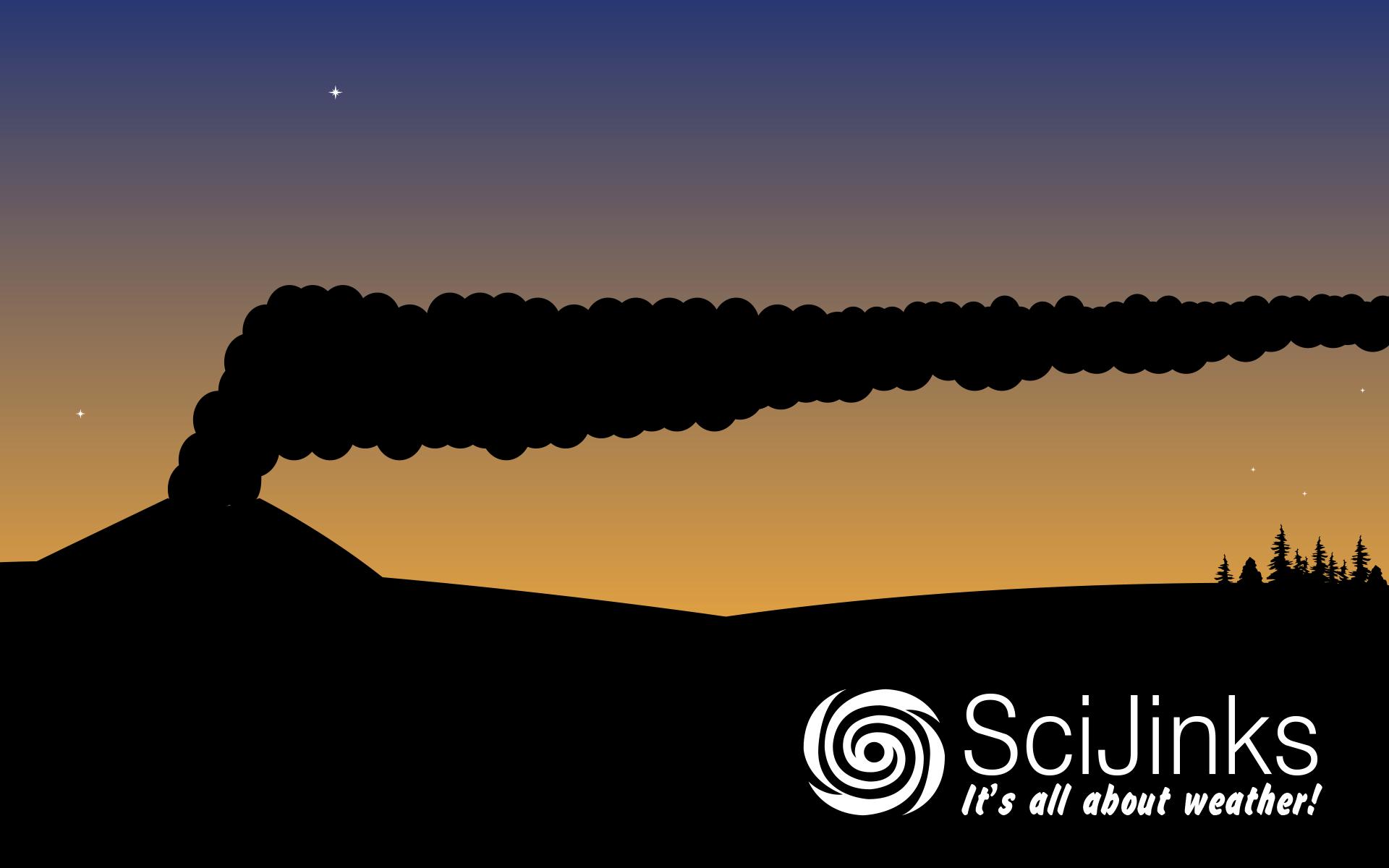 SciJinks volcano